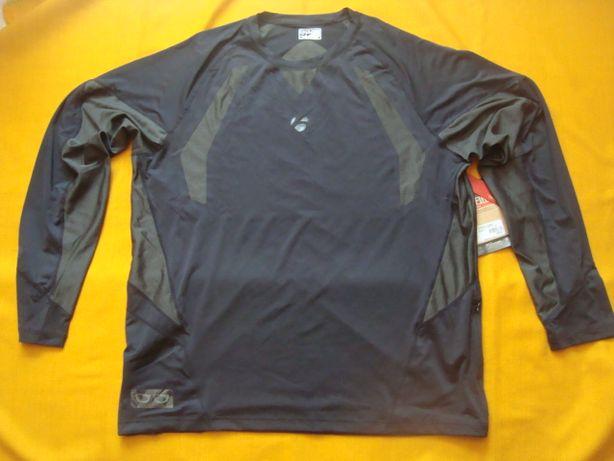 bluza kolarska / rowerowa Bontager roz XL-klatka do 130 cm-Nowa