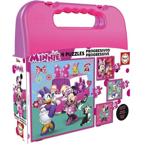 Puzzle - Minnie e Margarida (Disney) - NOVO