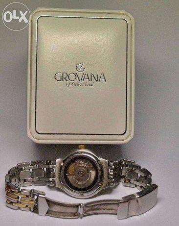 часы Grovana механика Швейцария