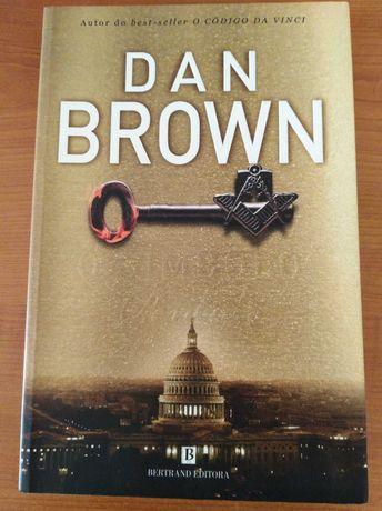 O símbolo perdido de Dan Brown edição especial numerada