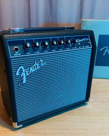 Amplificador Fender Champion 20 com efeitos NOVO
