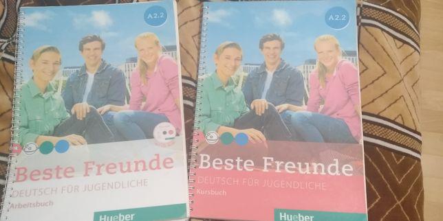 Підручники з німецької мови.