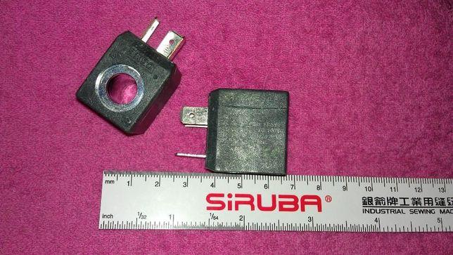 Катушка. Электромагнитный клапан для парогенератора Силтер