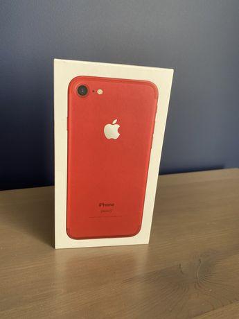 Коробка від iPhone 7