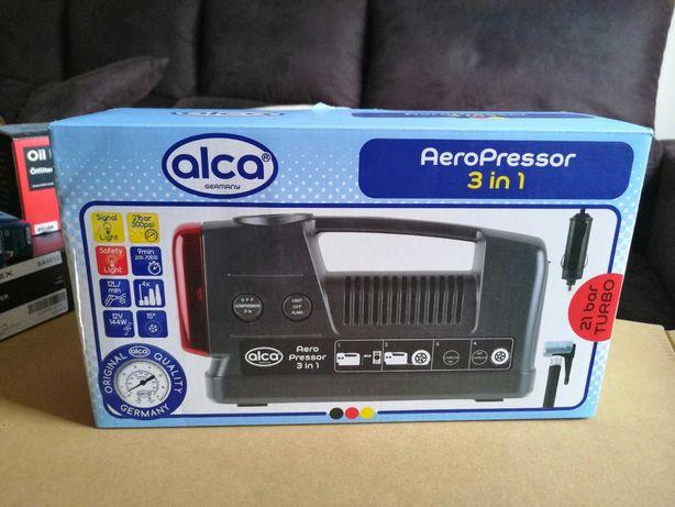 Compressor ALCA 21Bar  // Com ou Sem// Adaptador 220v para 12v