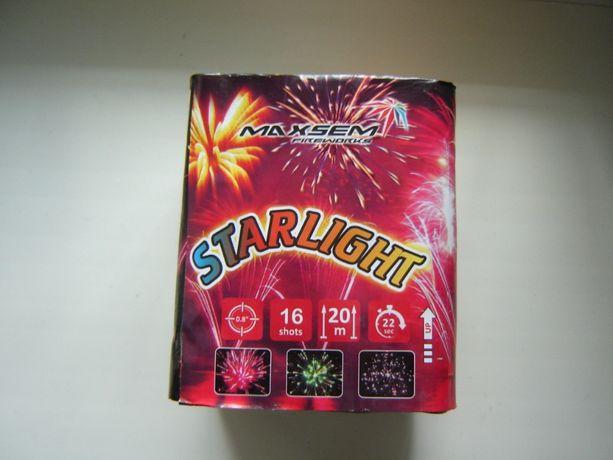 Салют, фейерверк STARLIGHT 16