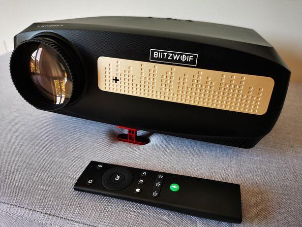 BlitzWolf ® BW-VP9 Videoprojetor Android TV