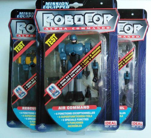 Robocop. Brinquedo novo e embalado.