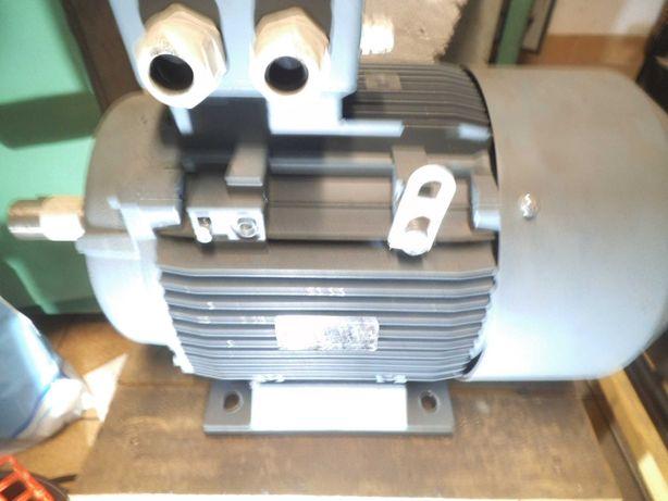 Silnik elektryczny 11 KW  1470 o/min, gwiazda -trójkąt  OMT4-160M-4
