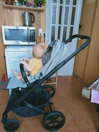 Детская коляска Cybex Balios S 2 в 1. Кременчуг (Молодёжный)