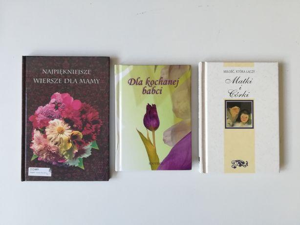 Zbiór wierszy dla mamy i babci wiersze życzenia wierszyki powiedzenia