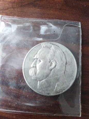Stare 5 złoty Piłsudski 1934r