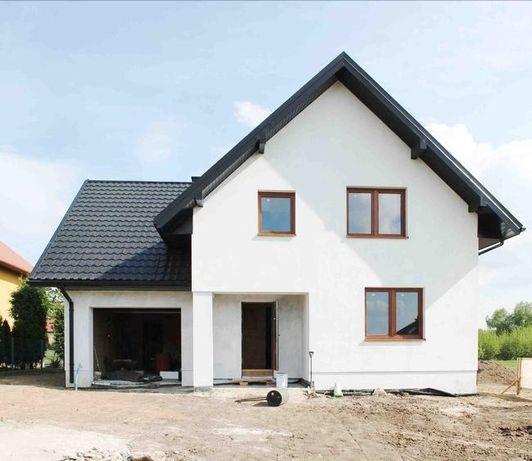 Budowa domów jednorodzinnych, stany surowe usługi ogólnobudowlane