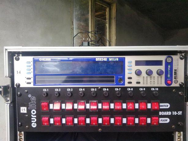 Cyfrowy Equalizer Klark Teknik DN 9340 Helix