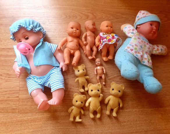 Лот игрушек для девочек