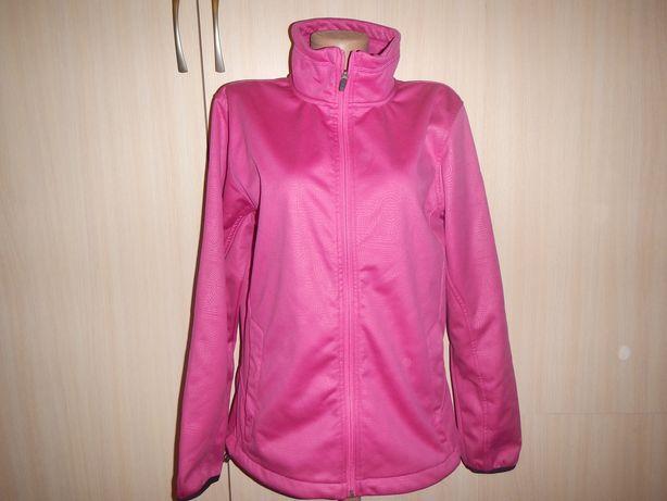 кофта куртка McKinley p.52(XL) softshell