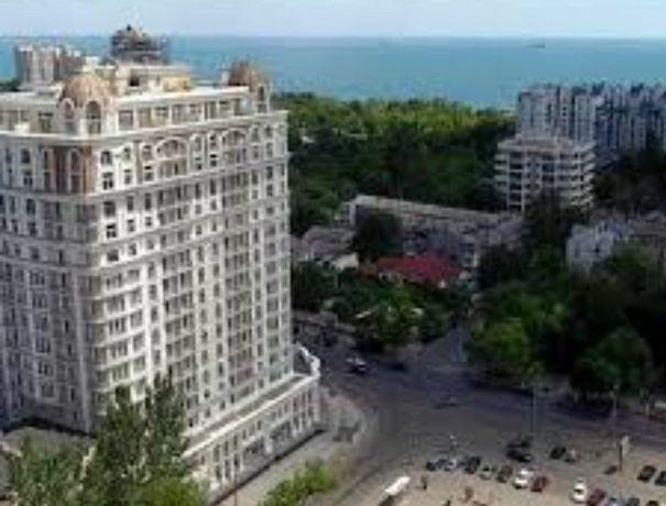 Квартира с видом на парк Шевченко,500м для пляжа Отрада