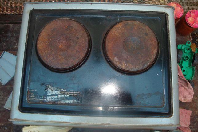 Электроплитка, духовка