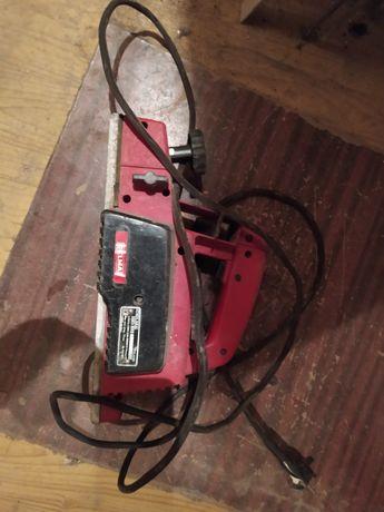 Hebel elektryczny heblownica