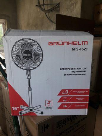 Електровентилятор GRUNHELM