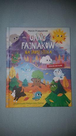 Książka Gang Fajniaków