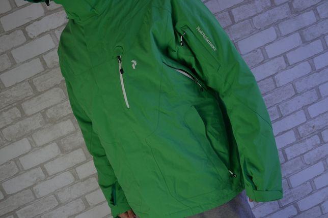 Лыжная куртка Peak Performance лижна куртка размер XL