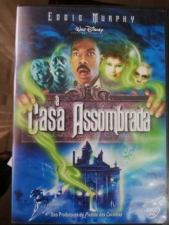A casa assombrada DVD