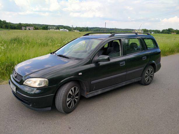 Opel Astra G Kombi 1.4 16v benzyna. 2002r. Nowe zawieszenie. Zamiana