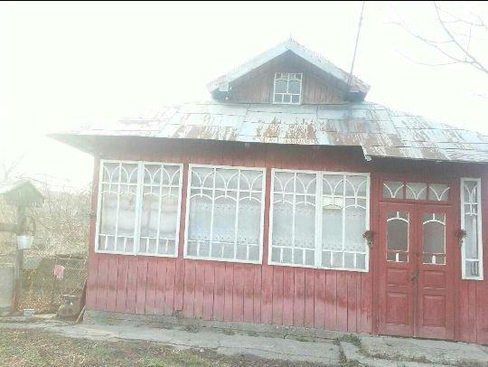 ТЕРМІНОВО ПРОДАЄТЬСЯ хата с Вільшаниця Тисменицький