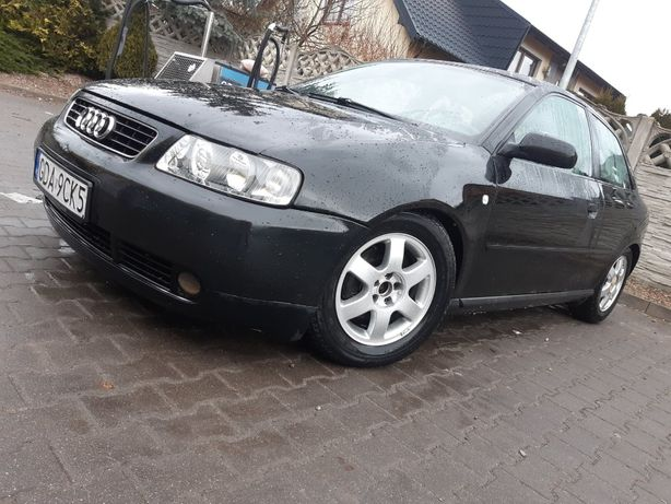 Audi A3 1.8 TURBO / Obniżone zawieszenie