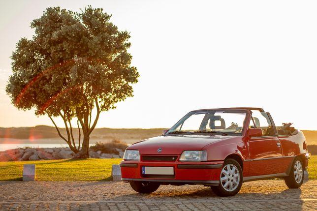 Opel Kadett E Cabrio 1.6