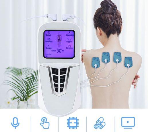 massajador elétrico estimulador massageador musculo acupuntura terapia
