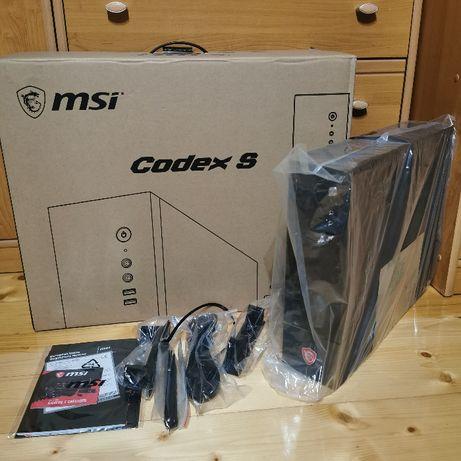 Komputer MSI i5-10400F | 8GB | 256 SSD | 1TB HDD | GTX1650 4GB | W10H
