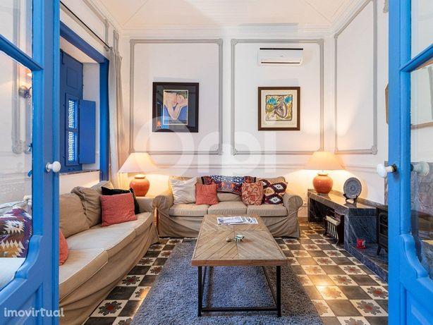 Tavira - Santa Luzia - Casa tradicional renovada 3 suites...