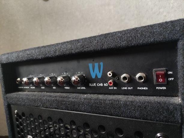 Комбик усилитель для бас гитары Warwick