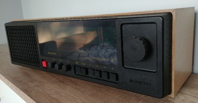 Taraban 2 DMP 602 radio Unitra Diora
