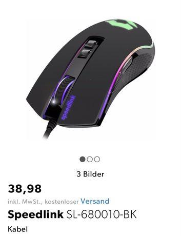 Игровая мышь Speedlink SL 680010
