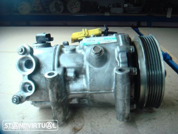 Compressor Ar Condicionado Peugeot 207