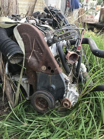 Motor golf 2 gti