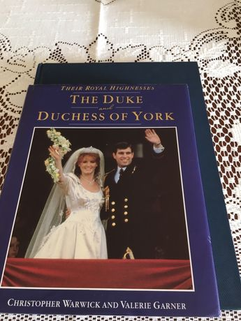 Ich Królewska Wysokość książe i księżna Yorku .