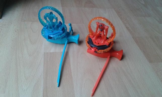 Spinner Max Steel turbo wojownicy