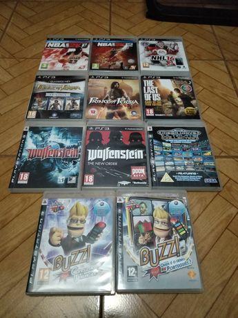Vários jogos ps3