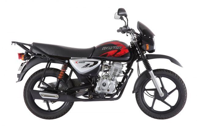 Мотоцикл BAJAJ BOXER X 125 CROSS, Есть Рассрочка , ARTMOTO-Днепр