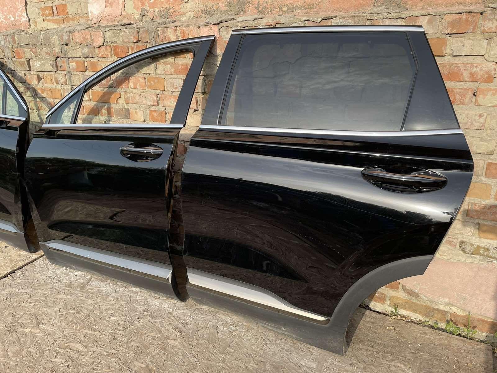 Дверь Передняя Задняя Левая Hyundai Santa Fe 2018-2021 IV TM двери