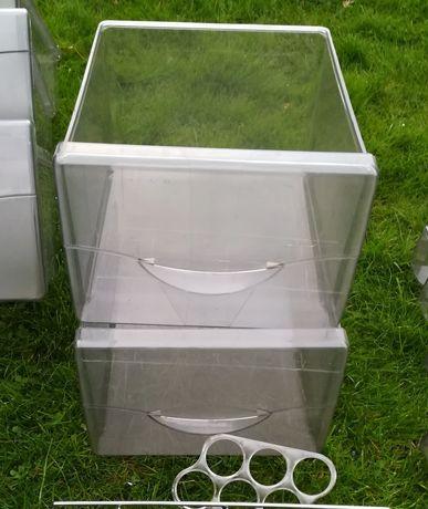 Szuflady+ półki lodówki Mastercook