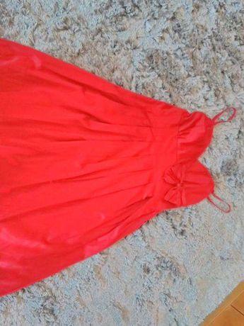 Vestido vermelho lindo m