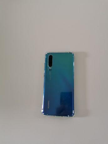 Etui silikonowe Huawei P30