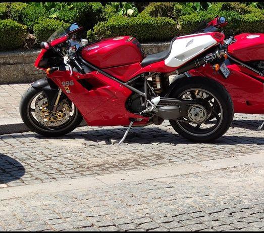 Mota Ducati 996 Biposto/Monoposto