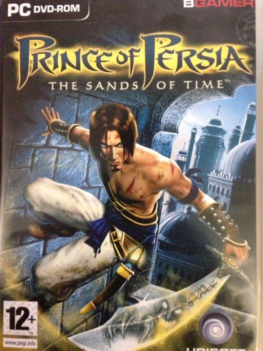 PC-DVD| Prince of Pérsia-The Sands of Time Pombal - imagem 1