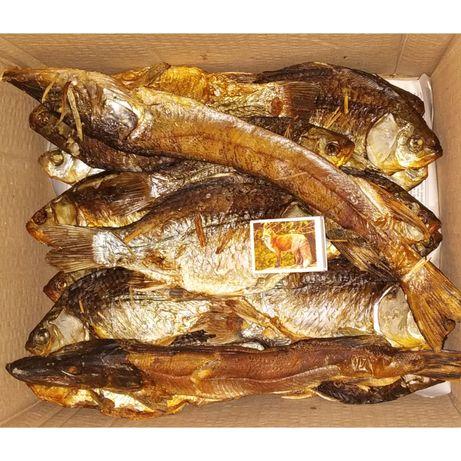 Печена(сешена) риба карась, плотва, йорш, лящ!